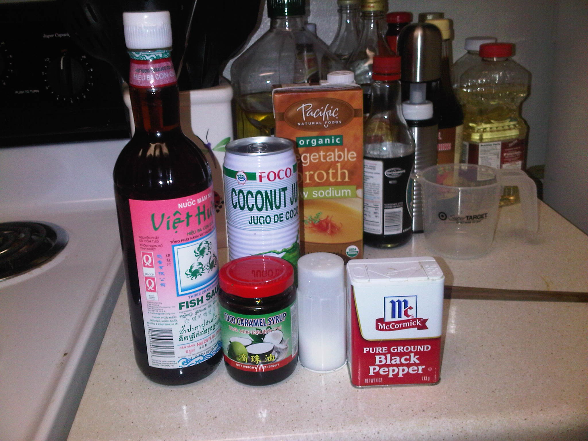 asian marinade dressing